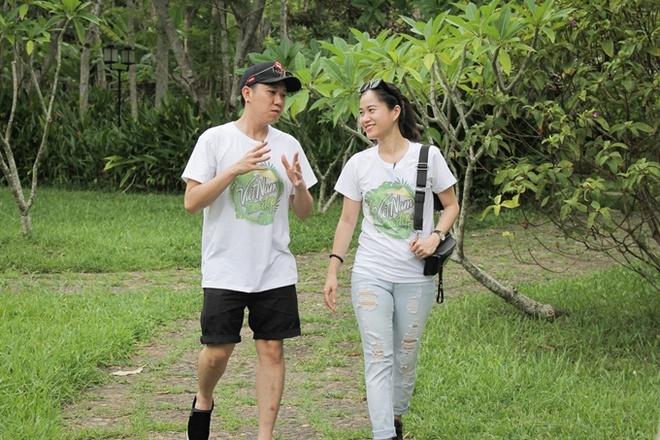Dien vien hai Anh Duc: 'Hoi yeu nhau, Lam Vy Da chu dong tan tinh toi' hinh anh 3
