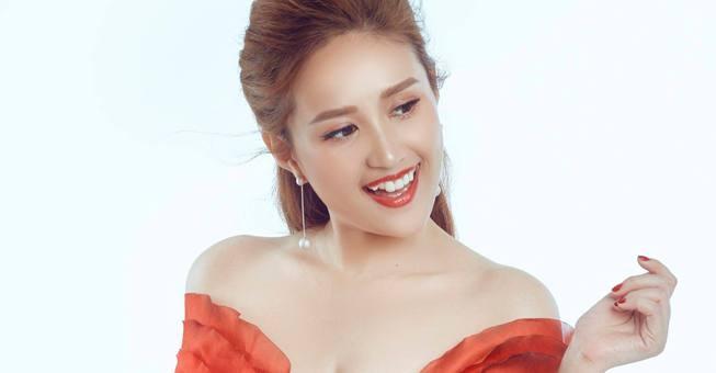 Phuong Hang giam 15 kg de dong phim 'Gao nep gao te' hinh anh