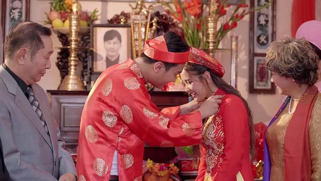Đám cưới ấm cúng của Minh và Nhân.