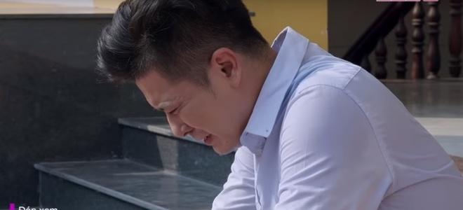 'Gao nep gao te' tap 71: Cong bat khoc nuc no sau khi ly hon Huong hinh anh