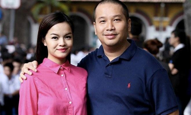 Quang Huy xac nhan da gui don ly hon Pham Quynh Anh sau 1 nam ly than hinh anh