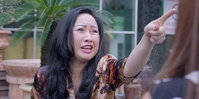'Gao nep gao te': Ba Linh ta hoa khi phat hien con gai mang thai hinh anh