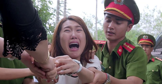 'Gao nep gao te': Vuong vu an lua dao hang tram ty, Han bi bat giu hinh anh