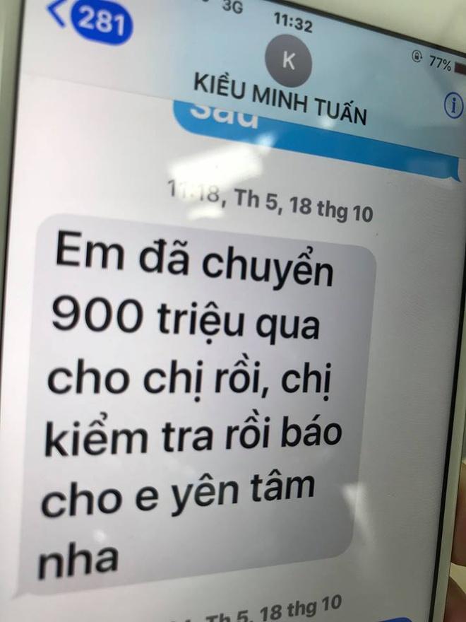 Kieu Minh Tuan tra lai 900 trieu cho NSX phim sau on ao voi An Nguy hinh anh 2