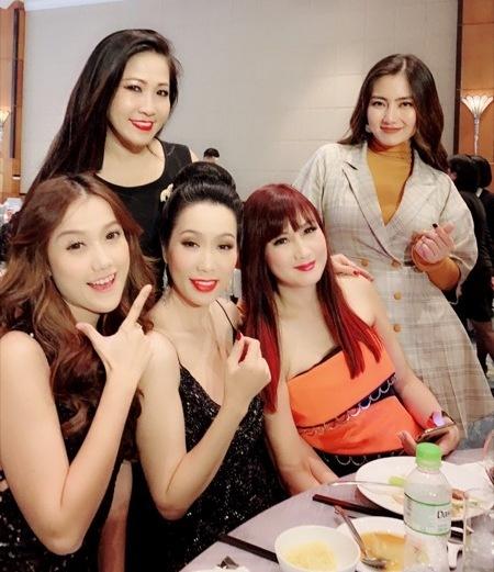 Sao Viet du dam cuoi Truong Nam Thanh o Ha Noi anh 3