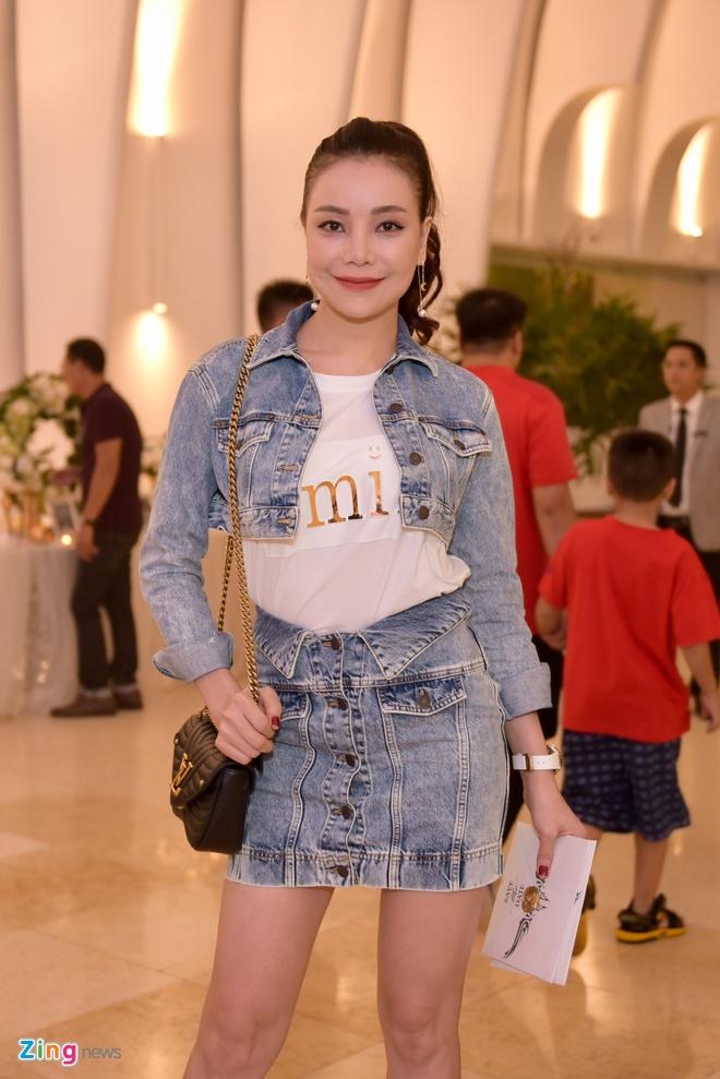 Sao Viet du dam cuoi Ung Hoang Phuc va Kim Cuong anh 10