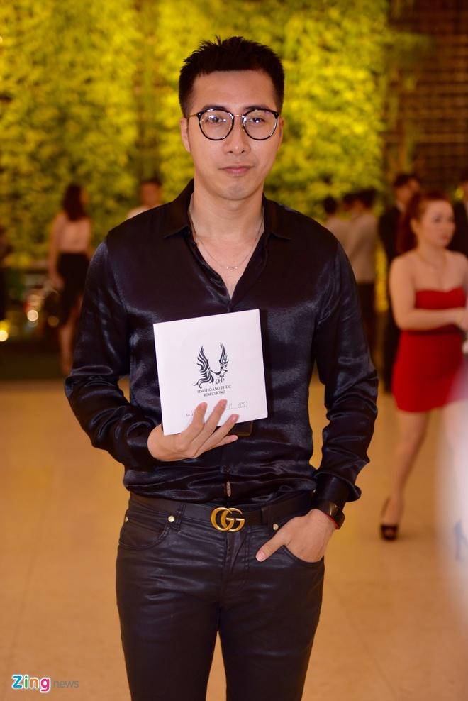 Sao Viet du dam cuoi Ung Hoang Phuc va Kim Cuong anh 17