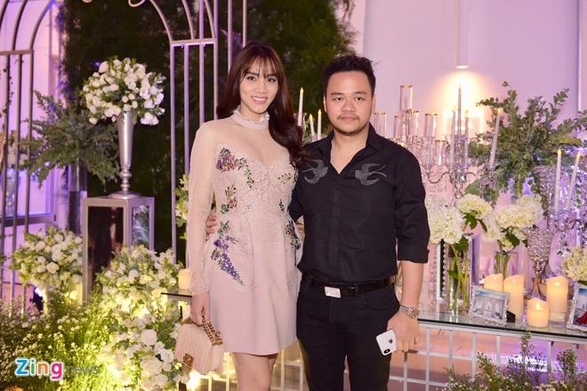 Sao Viet du dam cuoi Ung Hoang Phuc va Kim Cuong anh 4