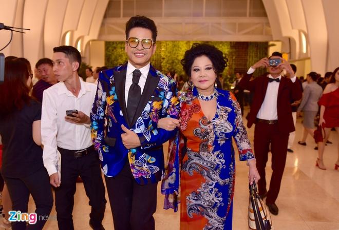 Sao Viet du dam cuoi Ung Hoang Phuc va Kim Cuong anh 12