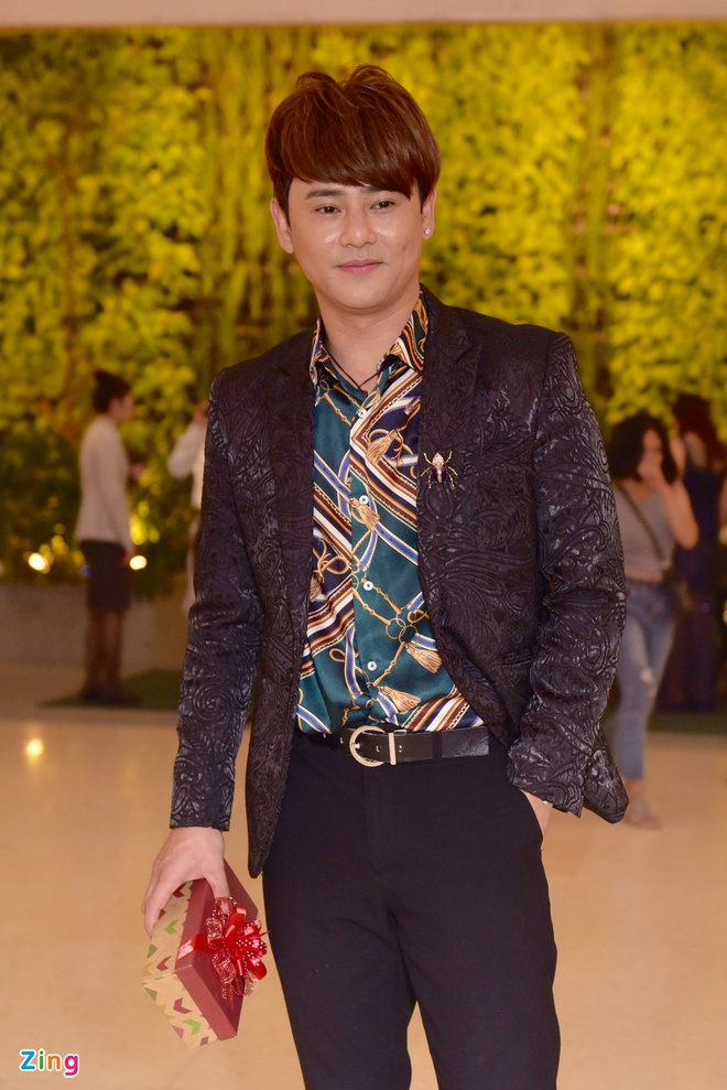 Sao Viet du dam cuoi Ung Hoang Phuc va Kim Cuong anh 14