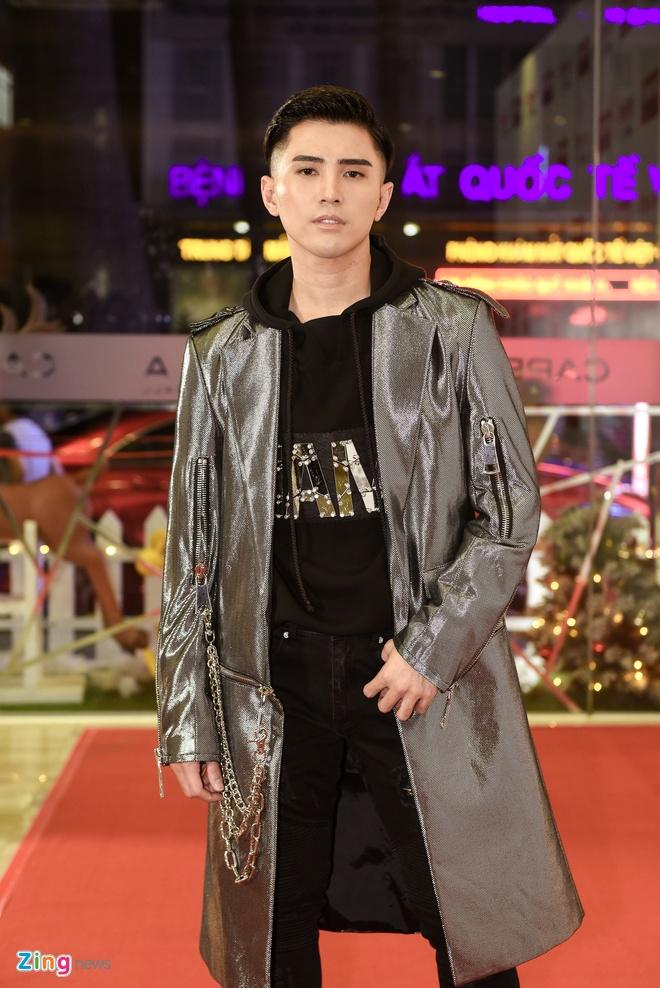 Minh Hang khac la, Jun Vu goi cam tren tham do hinh anh 12