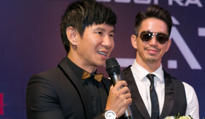 Ly Hai khong moi Kieu Minh Tuan dong 'Lat mat 4' vi scandal tinh ai? hinh anh