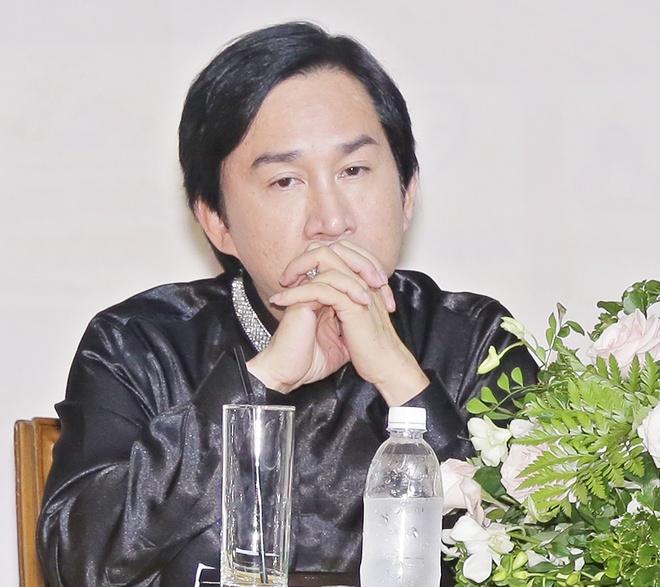 Ngoc Huyen bat khoc khi live show bi huy vao phut chot hinh anh 2