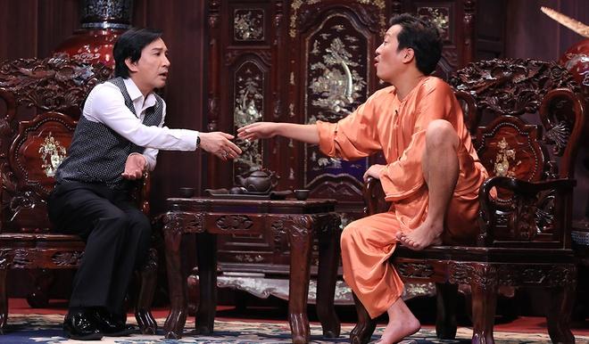 NSUT Kim Tu Long doi dau Truong Giang, gianh cup On gioi hinh anh