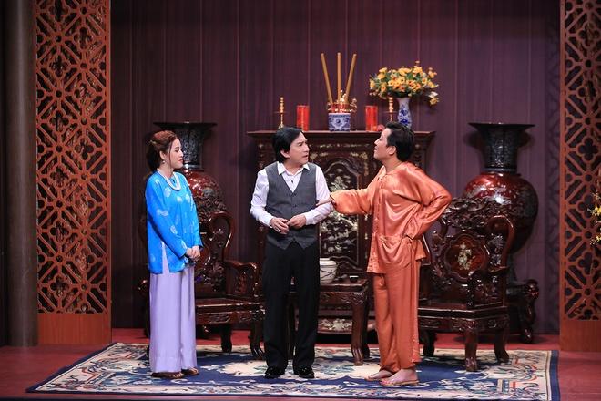 NSUT Kim Tu Long doi dau Truong Giang, gianh cup On gioi hinh anh 1