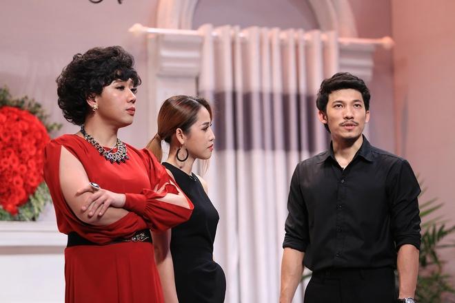 NSUT Kim Tu Long doi dau Truong Giang, gianh cup On gioi hinh anh 3