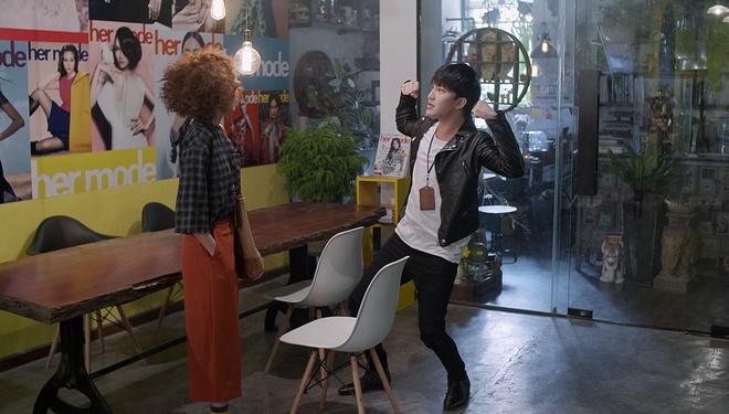 'Moi tinh dau cua toi': An Chi khong hieu Annabelle la gi hinh anh 3