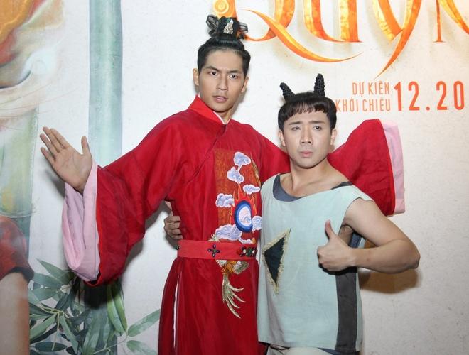 Duc Thinh: 'Toi da nong nay, phan ung hoi qua voi Tran Thanh' hinh anh 1