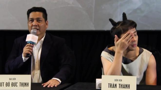 Duc Thinh: 'Toi da nong nay, phan ung hoi qua voi Tran Thanh' hinh anh 3