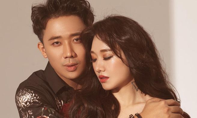 Hari Won noi dua het tien tiet kiem cho Tran Thanh mua do hieu hinh anh