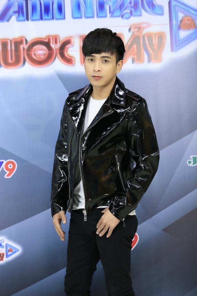 Ho Quang Hieu van hen Bao Anh tam su anh 1