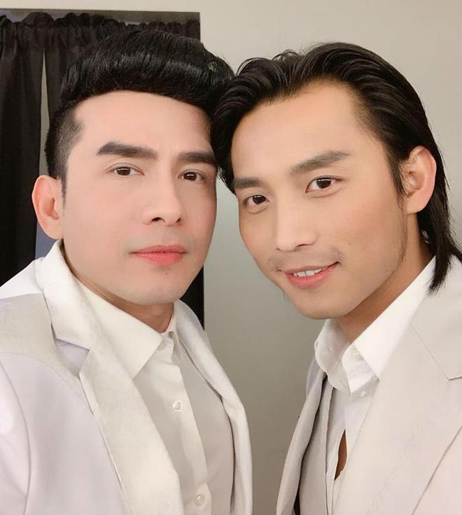 Dan Truong,  Lam Truong hoi ngo o My anh 2