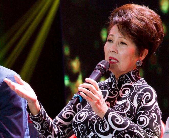 Danh ca Phuong Dung: 'Bao Yen che thi sinh nang loi la lo' hinh anh 1