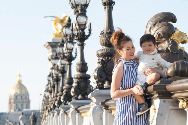 Con trai 2 tuoi cua Dan Truong - rich kid sinh ra trong boc dieu hinh anh 8