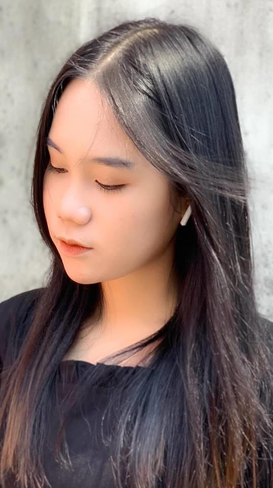 Con gai 16 tuoi cua Trinh Kim Chi cao 1,72 m, xinh xan va hoc gioi hinh anh 4