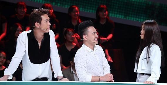 Con trai Hoai Linh ve nuoc, lan dau choi game show cung Truong Giang hinh anh 2