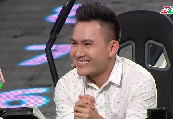 Con trai Hoai Linh ve nuoc, lan dau choi game show cung Truong Giang hinh anh 1