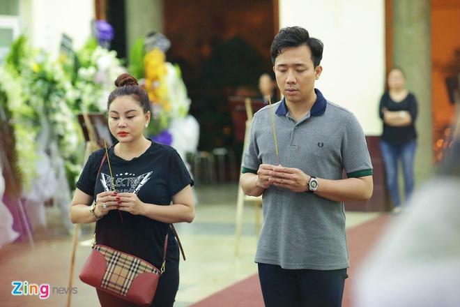 Tran Thanh cam thay co loi khi khong den tham Le Binh luc cuoi doi hinh anh 3