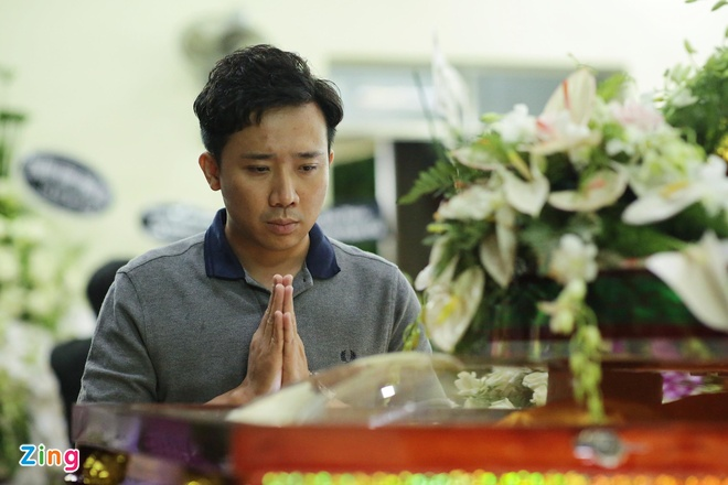 Tran Thanh cam thay co loi khi khong den tham Le Binh luc cuoi doi hinh anh 2