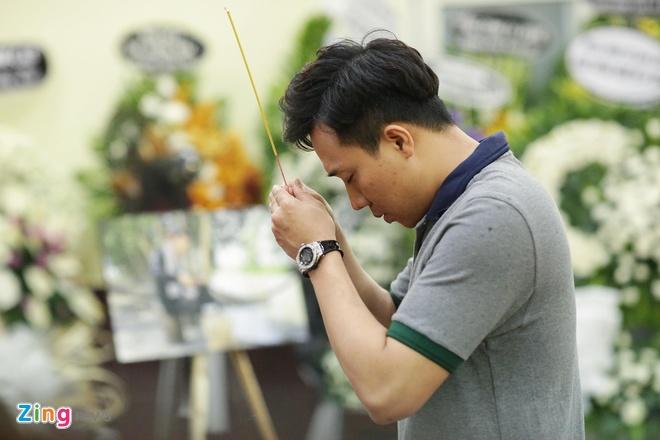 Tran Thanh cam thay co loi khi khong den tham Le Binh luc cuoi doi hinh anh 1