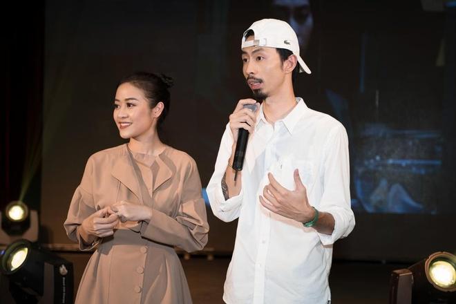 Rapper Den nghi den Min khi sang tac 'Bai nay chill phet' hinh anh 3