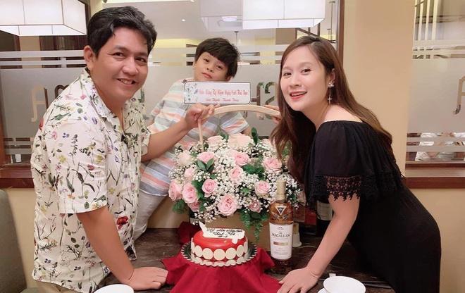 Thanh Thuy ke ve hon nhan 11 nam nhieu co cuc voi Duc Thinh hinh anh 1