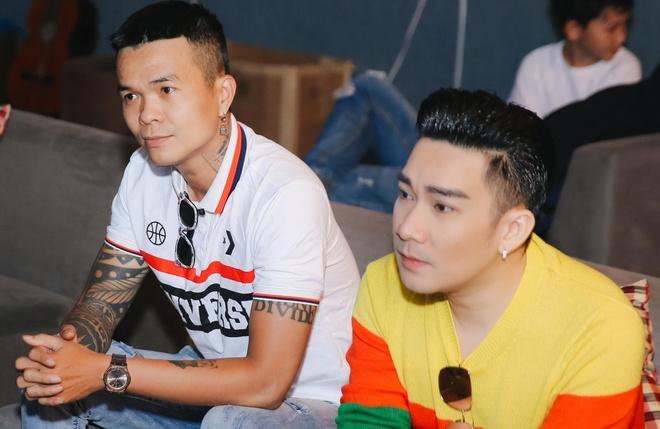 Quang Ha xin loi va go MV sau on ao dao nhac Han Quoc hinh anh 2