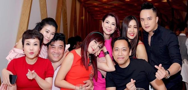 Viet Huong, Hien Mai du sinh nhat con gai Thanh Thao o Viet Nam hinh anh 7