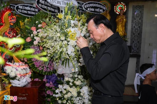 Chi Tai, Kieu Oanh va nhieu nghe si den vieng bien dao Huu Tri hinh anh 3