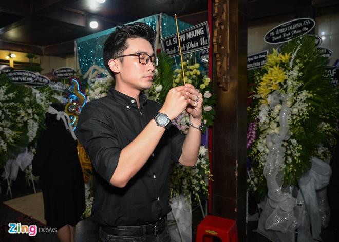 Chi Tai, Kieu Oanh va nhieu nghe si den vieng bien dao Huu Tri hinh anh 8