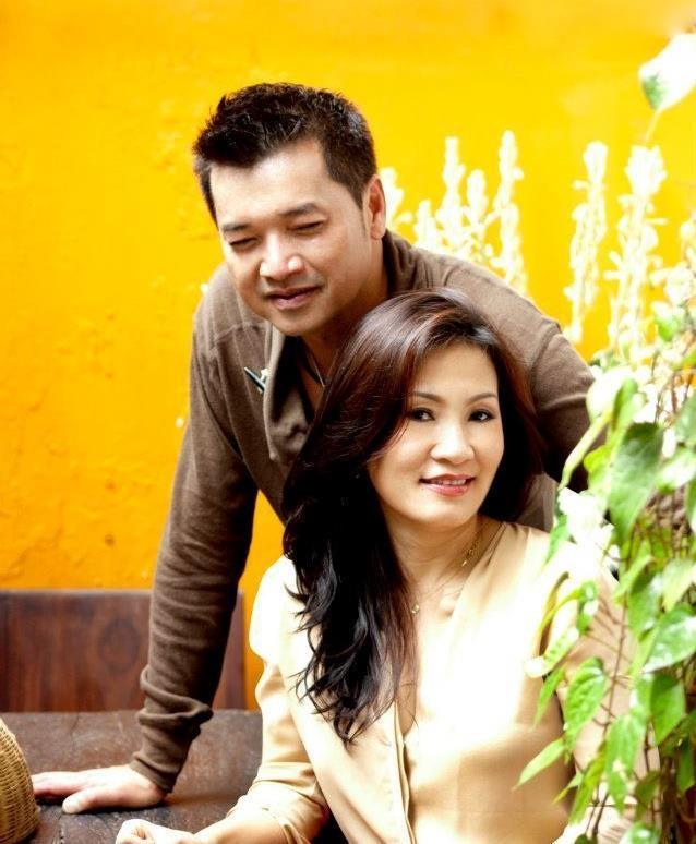 Quang Minh van giu anh tinh cam ben Hong Dao sau ly hon hinh anh 2