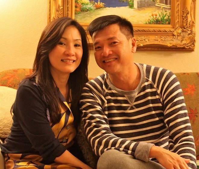 Quang Minh van giu anh tinh cam ben Hong Dao sau ly hon hinh anh 1