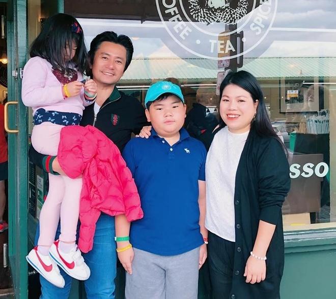 Diễn viên Trương Minh Cường ly hôn sau 9 năm sang Mỹ định cư?