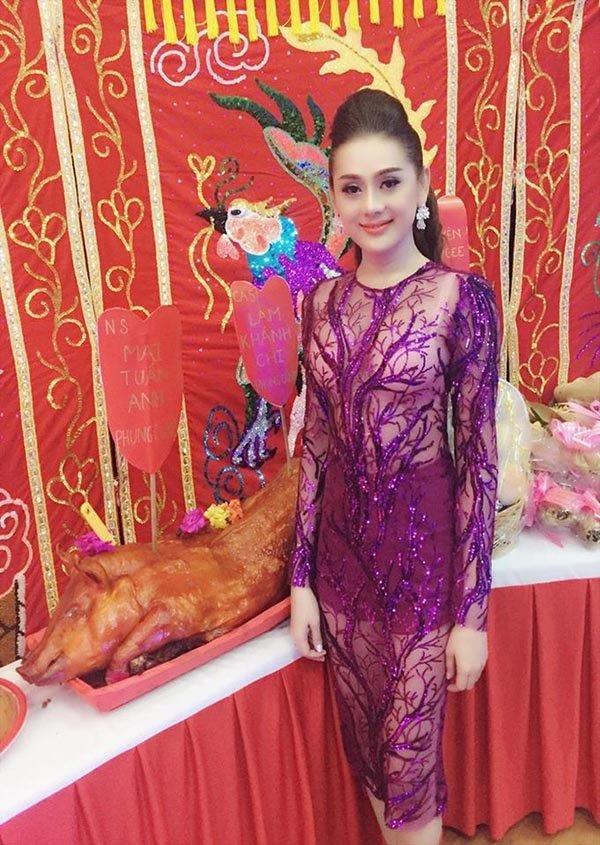 Mai Phuong Thuy va sao Viet bi che mac phan cam khi cung To nghe hinh anh 5