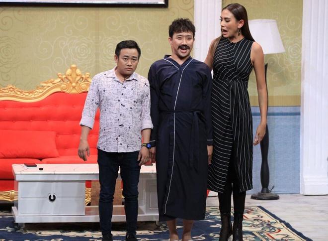 Tran Thanh hua tang Vo Hoang Yen 3 can nha neu sinh con tai On gioi hinh anh 2
