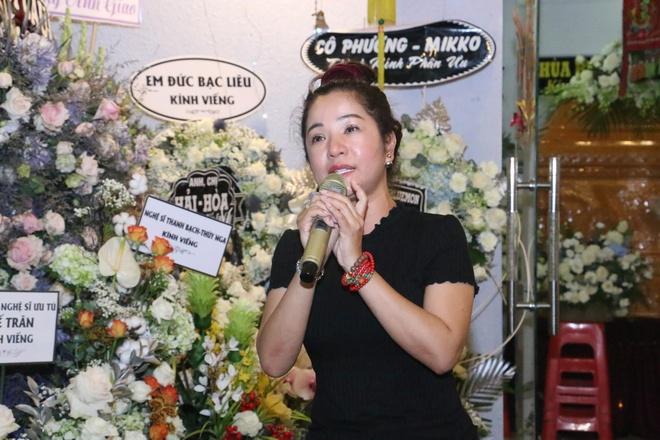 Hoai Linh va nhieu sao Viet ve Can Tho vieng nghe nhan Thanh Giao hinh anh 8