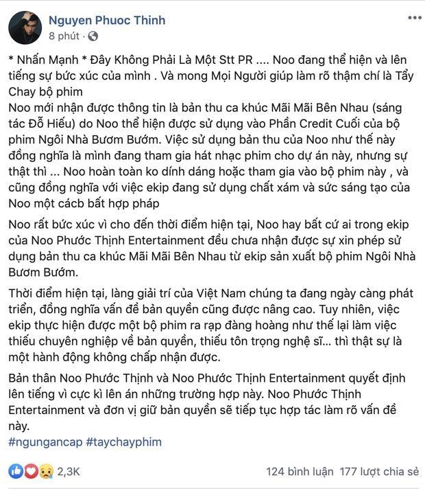 Noo Phuoc Thinh doi boi thuong 500 trieu, NSX noi gi? hinh anh 1