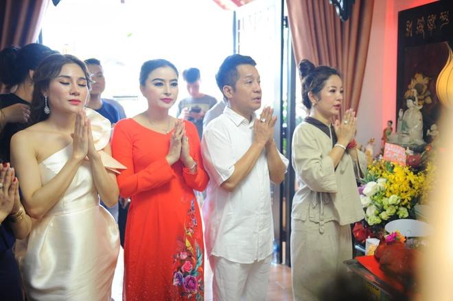 Minh Nhi, Thanh Bach den dang huong To nghe o nha Thuy Nga hinh anh 1