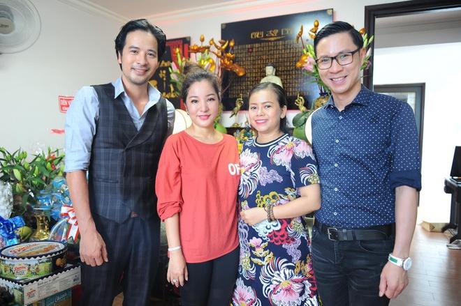 Minh Nhi, Thanh Bach den dang huong To nghe o nha Thuy Nga hinh anh 3