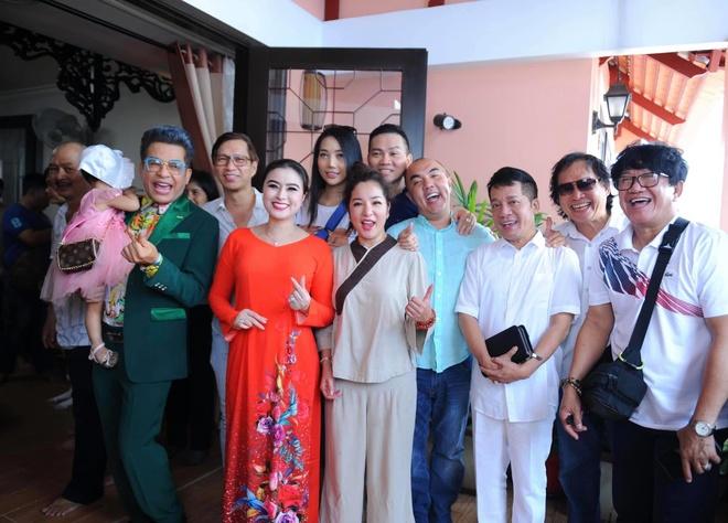 Minh Nhi, Thanh Bach den dang huong To nghe o nha Thuy Nga hinh anh 4